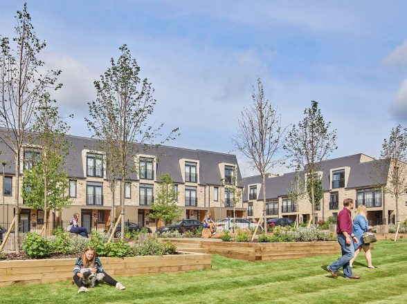 Designing sustainable communities – a blueprint for UK housebulding