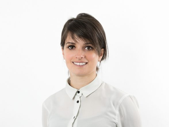 Federica Filippone, Architect