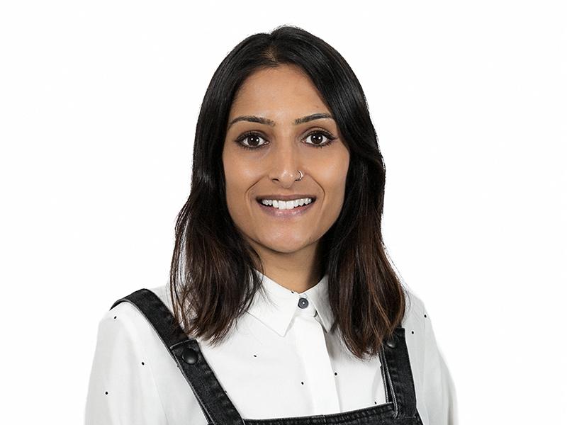 Kruti Patel, Associate