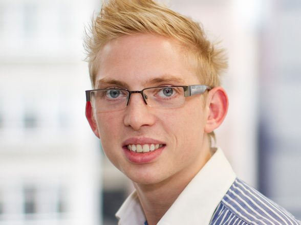 Luke Moore, BIM Manager