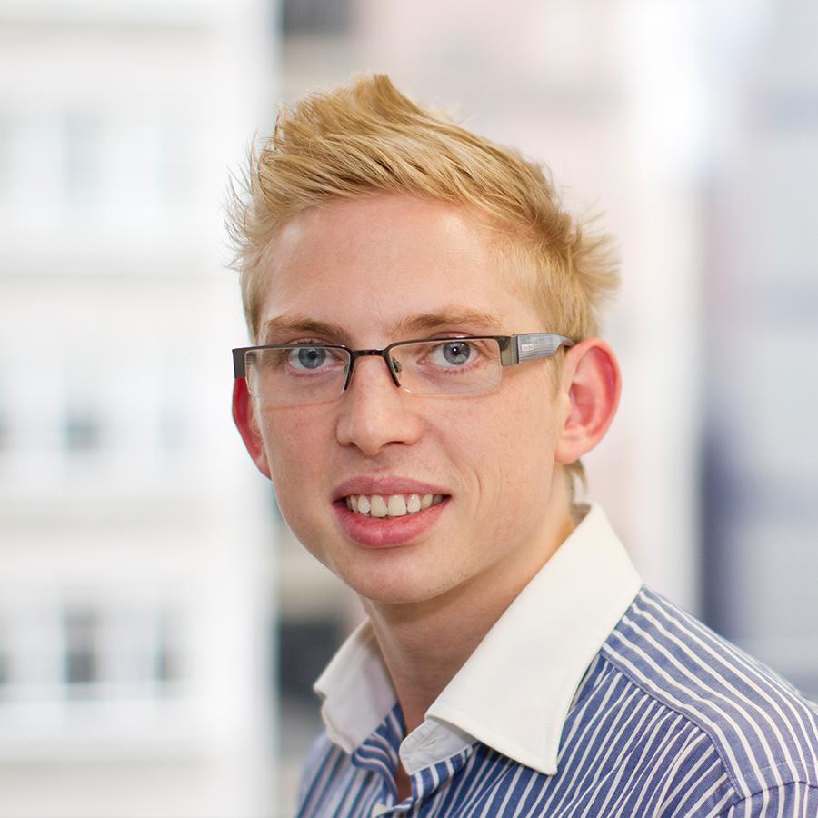 Luke Moore, BIM Manager