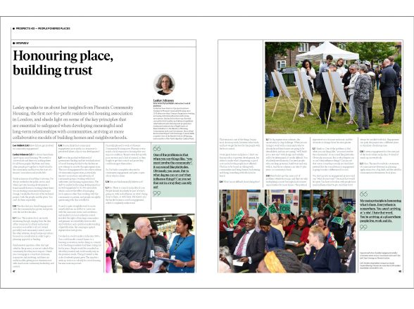 Prospects: People Powered Places
