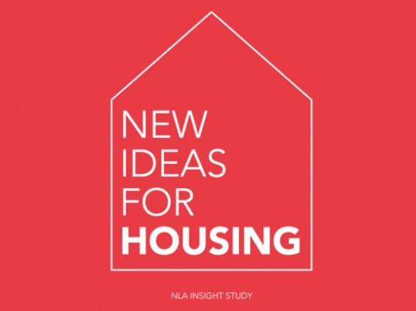 NLA Ideas for Housing London