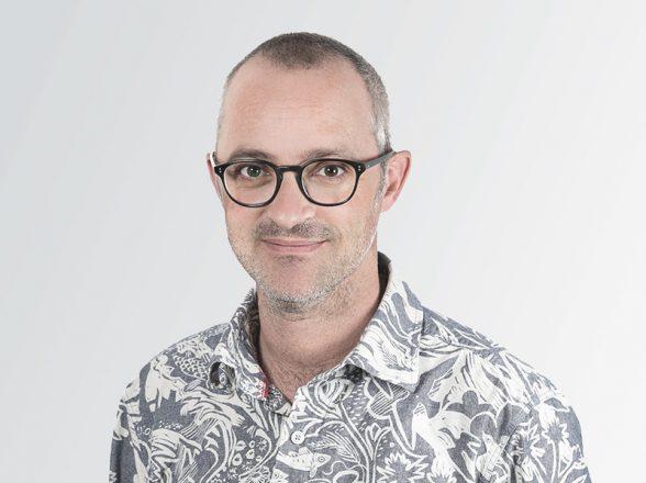 Richard Robinson, Studio Manager
