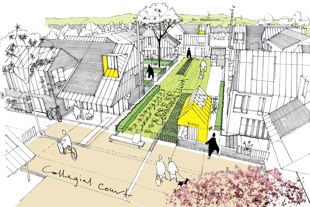 Wates/RIBA Private Rented Sector Ideas Competition